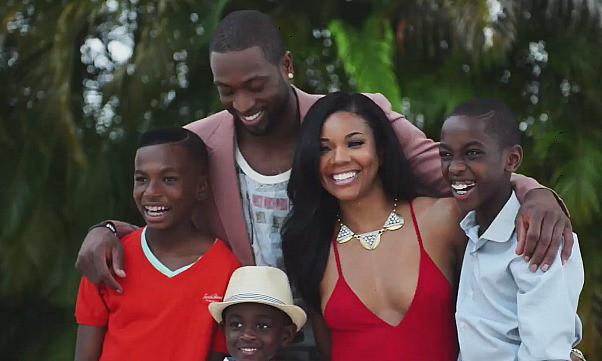 D. Wade New BabyMama Writes Gabrielle Union An Open Letter