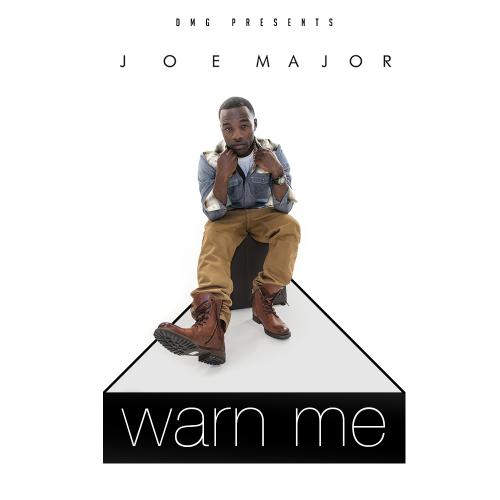 Joe Major - Warn Me CD COVER 06