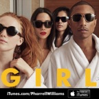 Listen to Pharrell Williams New Album 'G I R L' Here!