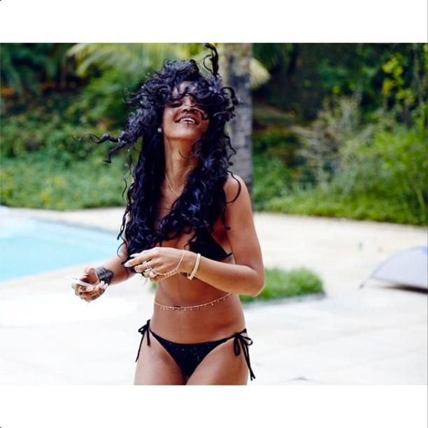 Rihanna 2014 Instagram Pics