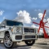 Chromed Out Mercedes G63 Ohhh Kill Em