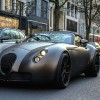 Black and Gray Matt Wiesmann MF4 Roadster
