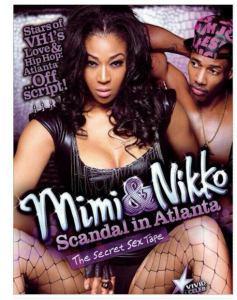 Mimi from love and hip hop atlanta sex tape