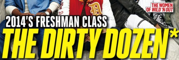 XXL Reveals The Freshman Class of 2014 [Photos]   97.9 The Box Xxl Magazine 2014 Freshman