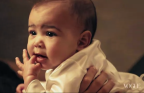 OMG! North West Is The Cutest Baby Ever! [Photos]