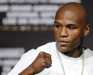 Floyd Mayweather Watched Rapper Shoot Wife And Himself Dead