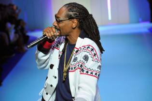 Snoop Dogg - Getty Images