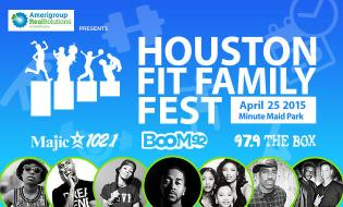 Houston Fit Family Fest