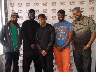 The Madd Hatta Morning Show & Chamillionaire