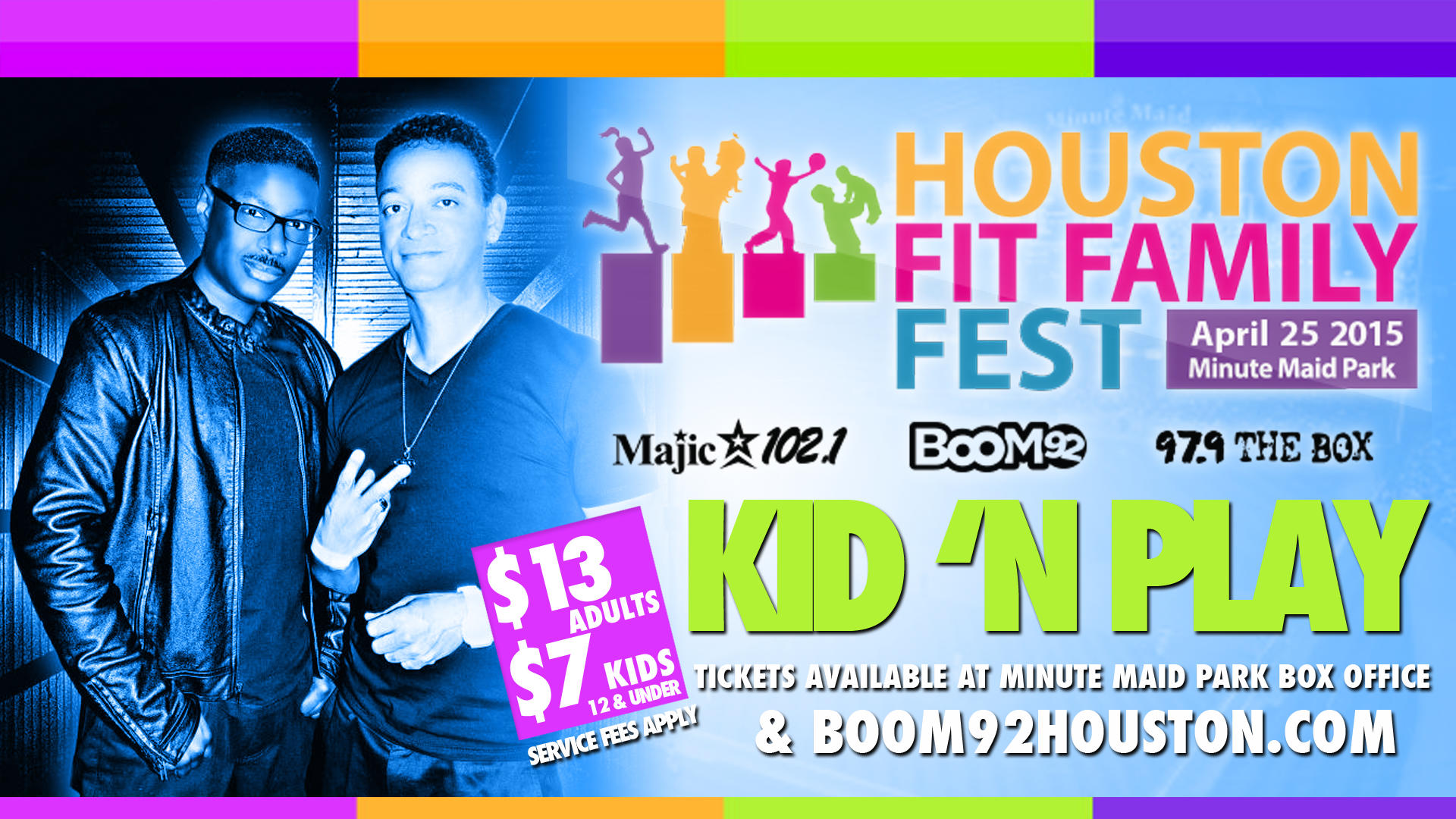 Houston Fit Family Fest Kid & Play