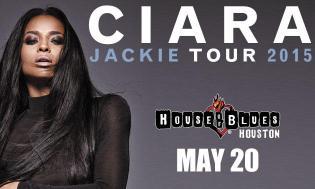 Ciara House of Blues Houston Concert