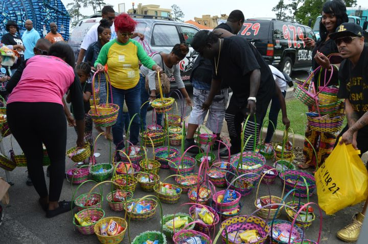 Easter Thrill Fest
