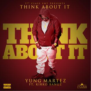 Think About It Cover Art