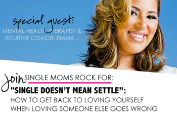 Single Moms Rock Podcast with Emma J