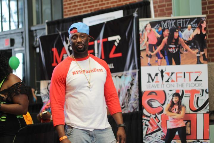 Fit Family Fest Fitness Workshop