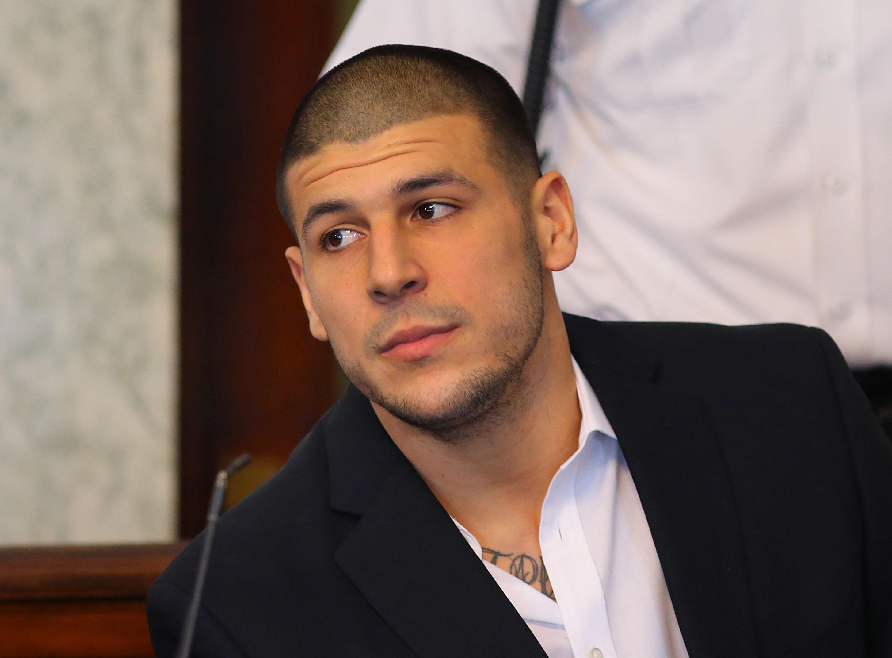 Aaron Hernandez Indicted On Murder Charge