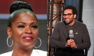 Nia Long Mike Epps