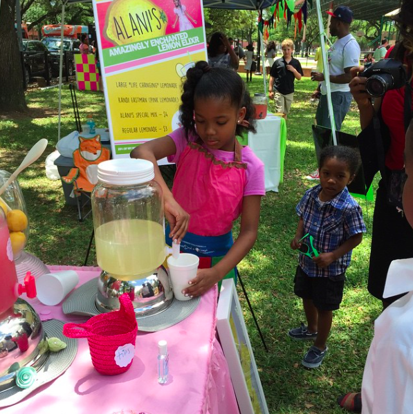 Alani's Lemonade Stand
