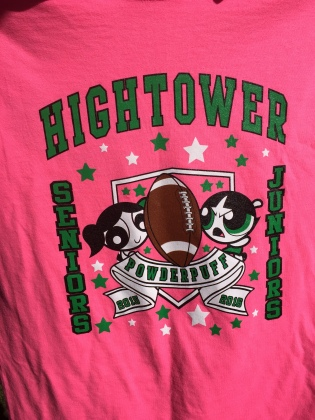 Hightower High School Powder Puff Game