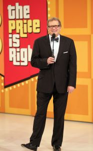 Drew Carey at The Price Is Right showcase