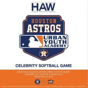 #HAW Celebrity Softball Game