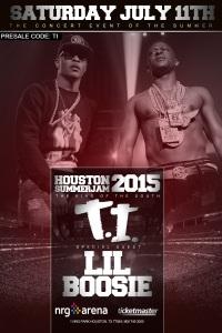 Houston Summer Jam 2015