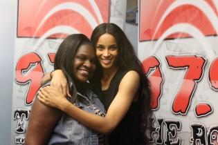 Ciara Meet & Greet