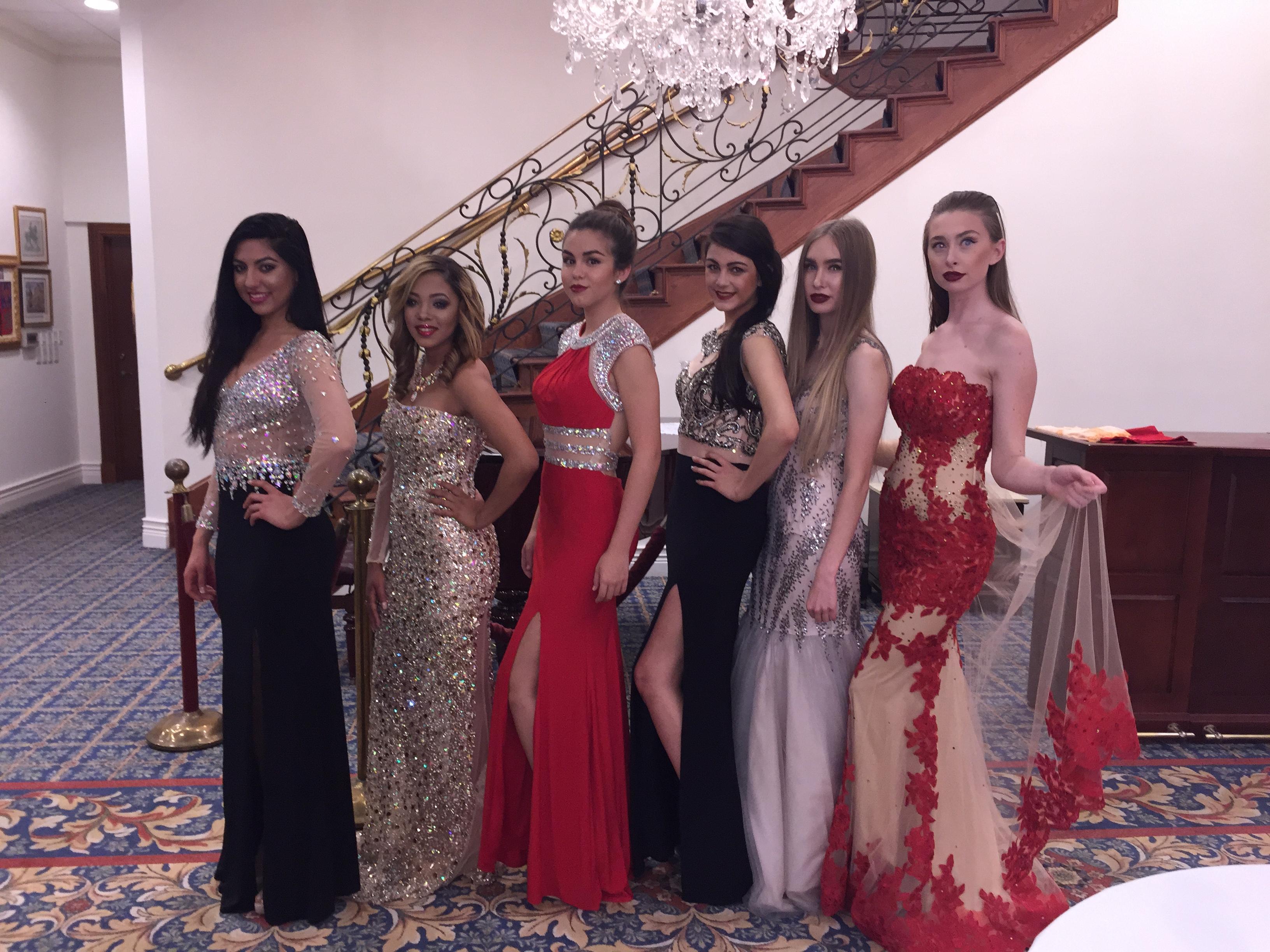Houston Fashion Week Red Dress Gala