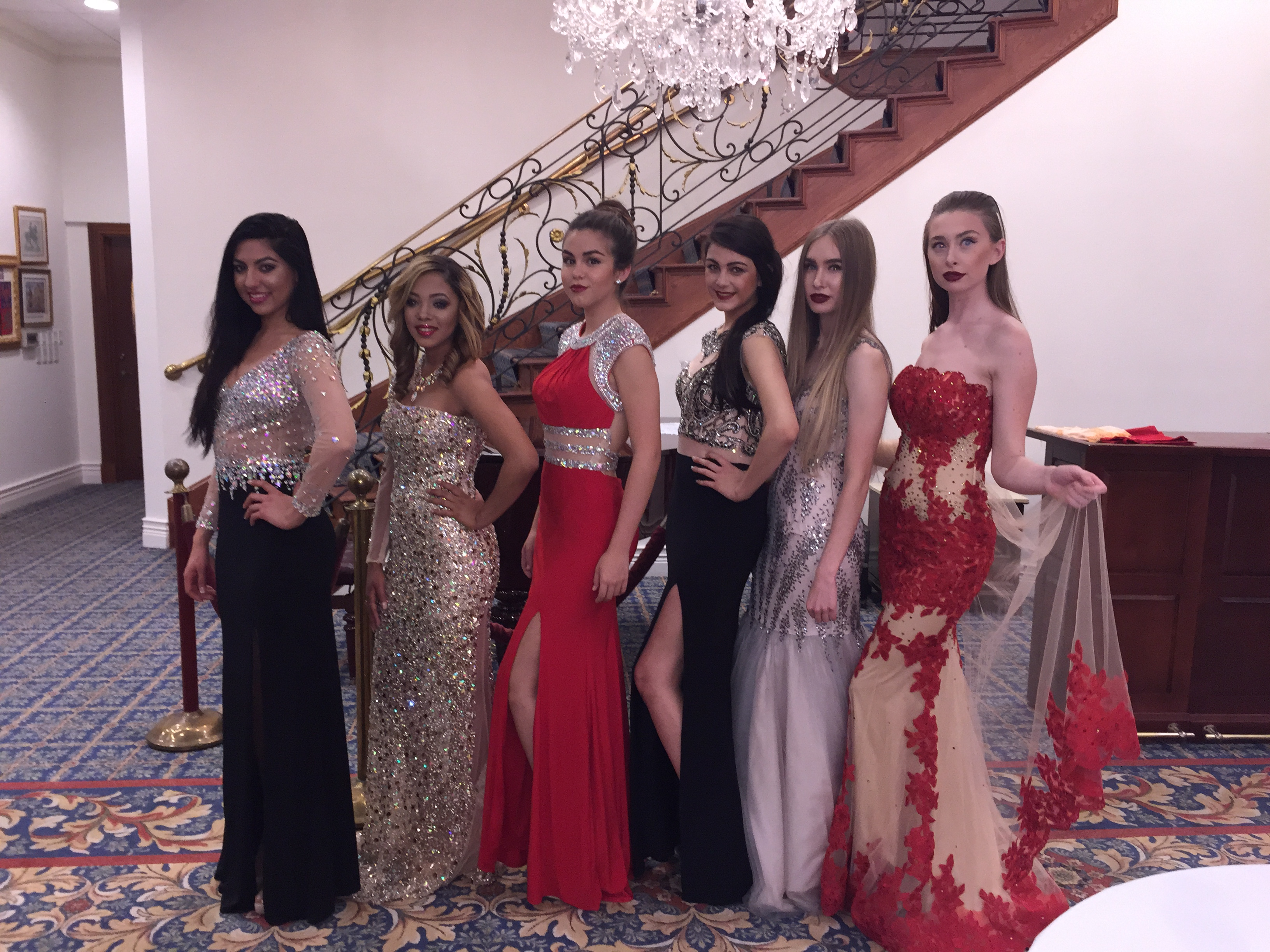Houston Fashion Week Red Dress Gala