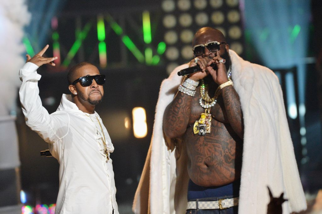 BET Hip Hop Awards 2012 - Audience and Show
