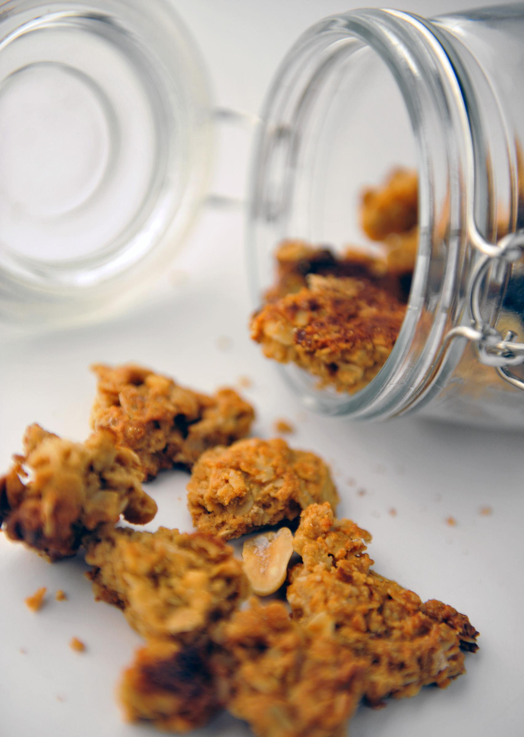 WASHINGTON DC - JANUARY 13: Peanut butter granola bars. (Photo b