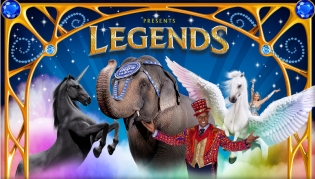 Ringling Bros and Barnum & Bailey Circus Presents the Legends