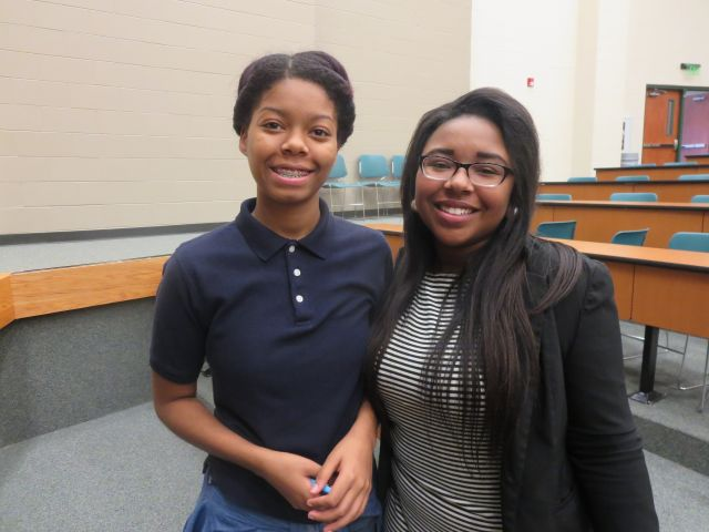 Claughton Middle School Career Day