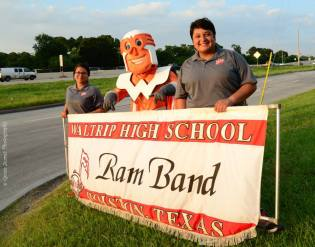 Waltrip HS Band