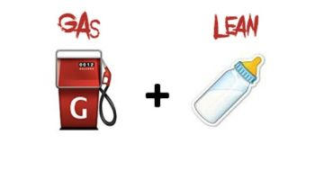 Gas Lean Mike Red