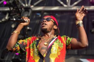 Wiz Khalifa And A$AP Rocky In Concert - Austin, TX