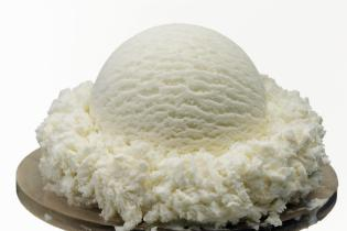 A Scoop of Vanilla Ice Cream