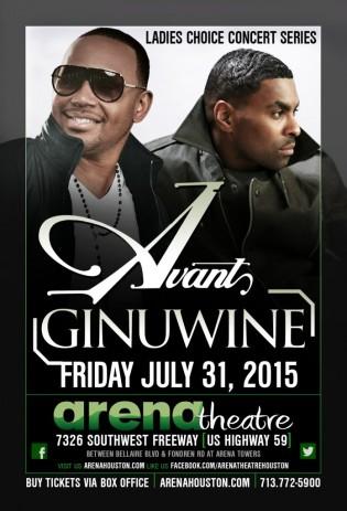 Avant & Ginuwine