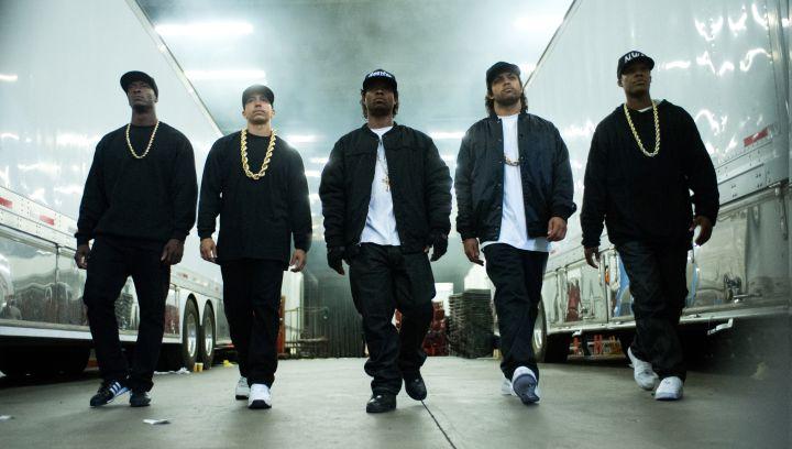 Straight Outta Compton Movie [PHOTOS]