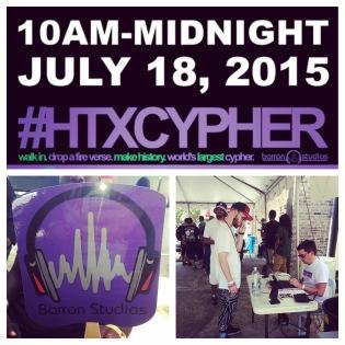 #HTXCYPHER