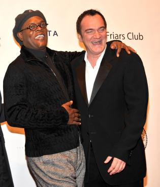 The New York Friars Club Roast Of Quentin Tarantino - Red Carpet