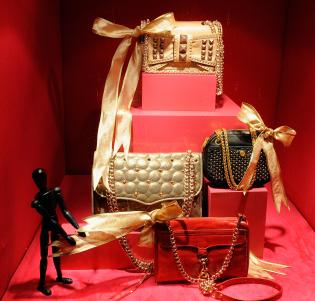 Bloomingdale's 59th Street Unveils Holiday 2011 Windows