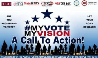 My Vote My Vision