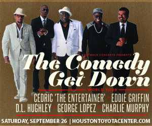 black & brown comedy tour