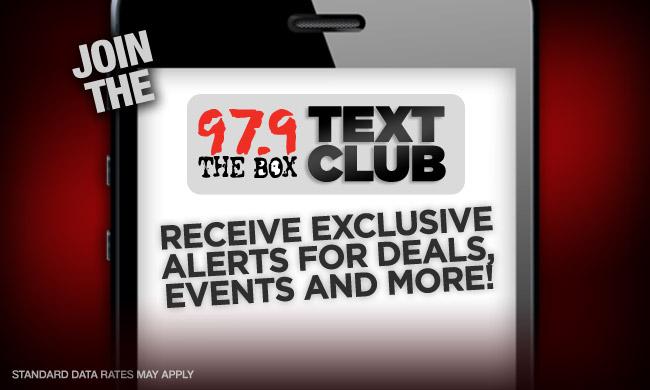 The Box Houston Text Club