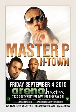 Master P & H-Town