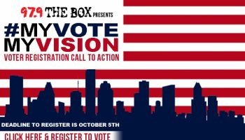 My Vote, My Vision Box
