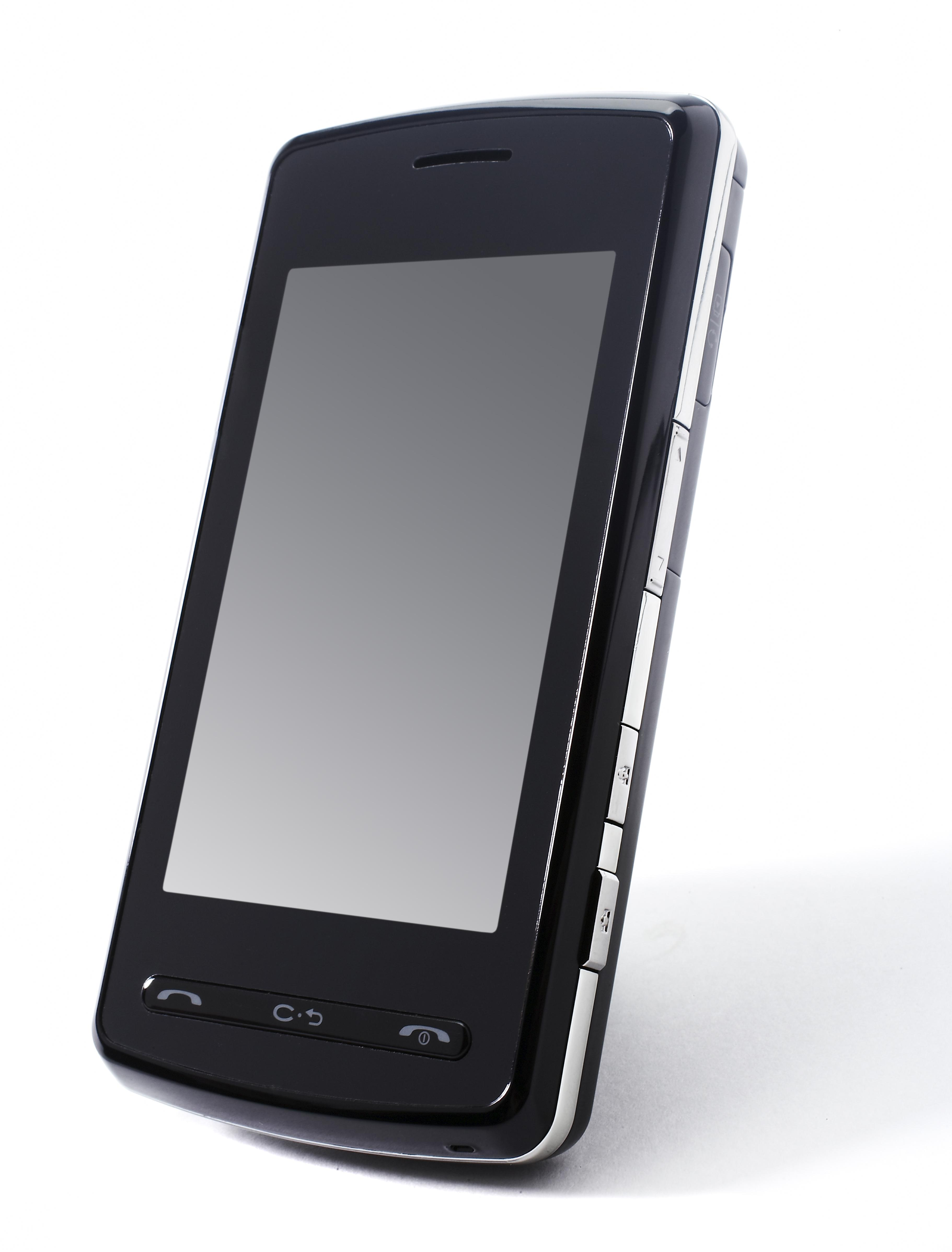 touch screen phone