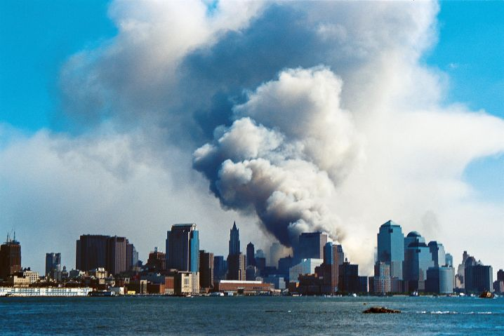 September 11 World Trade Center Attacks
