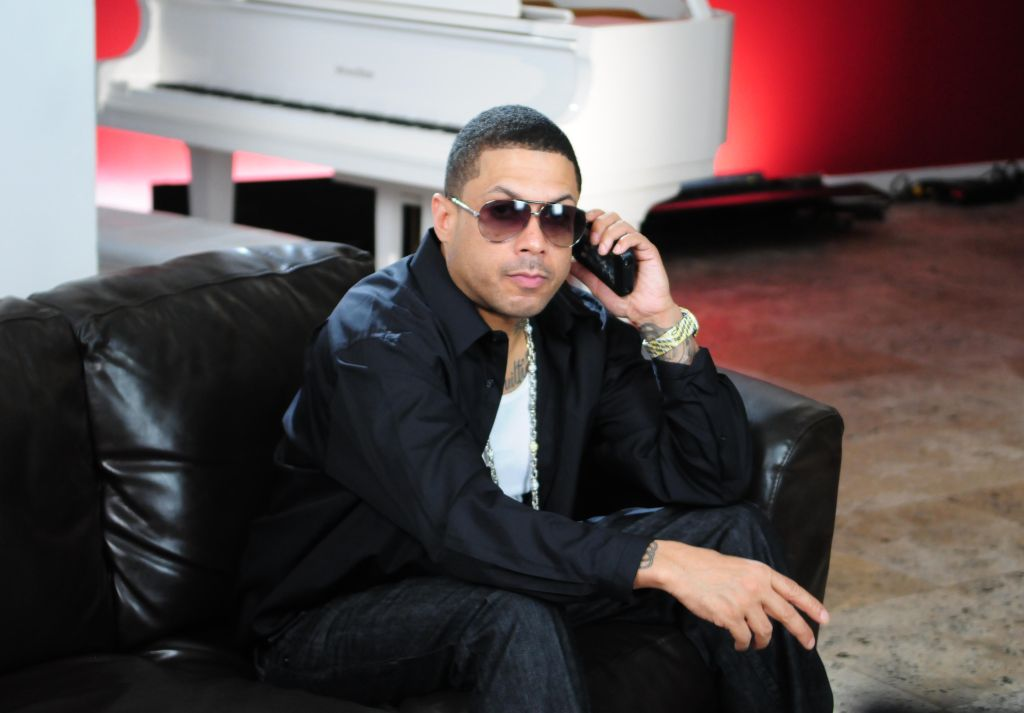 Benzino and Ray J Behind The Scenes Video Shoot